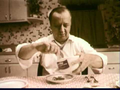 Funny 1960's Cool Whip Commercial