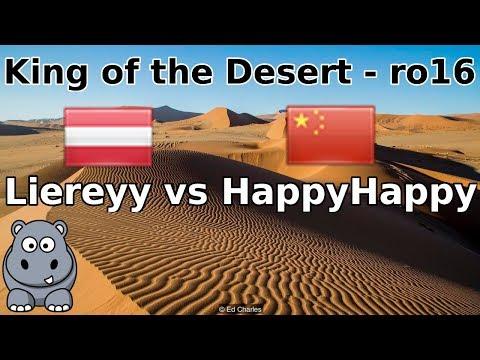 AoE2 | KotD - ro16 | Liereyy vs HappyHappy