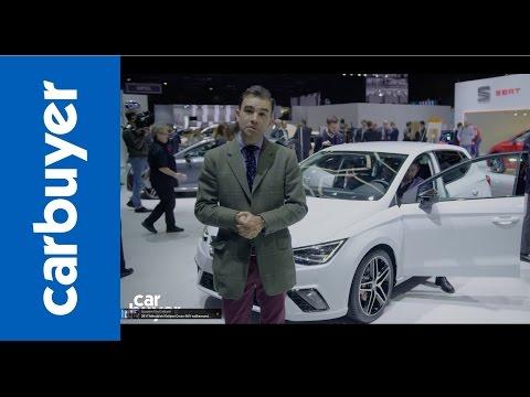 2017 SEAT Ibiza walkaround –Geneva Motor Show 2017