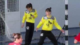 Гандбол, женщины. Украина-Южная Корея. Товарищеский матч 2. 27/05/2016