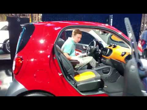 2020 METALLIC PEWTER MERCEDES BENZ SMART FORTWO COUPE ...