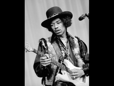 Jimi Hendrix   Hey Joe