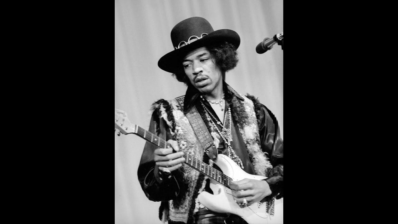 Jimi Hendrix Guitar Tabs PDF