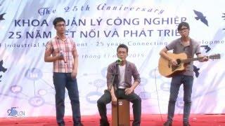 Kỷ niệm 25 năm - P2 - Bài hát: Sẽ Thế Thôi  - Ngọc Phi và Quang Kỳ và Hồng Ân