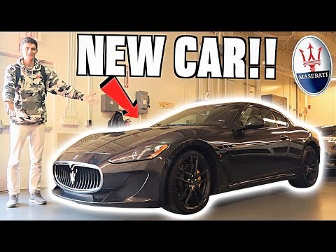 I Bought The Cheapest Maserati MC In The USA!! (New Car Reveal)