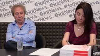 Citeste Hotnews.ro Interviu realizat de Lucian Popescu Imagine si montaj Alexandru Radulescu Filmat cu echipamnent Nikon (www.nikonisti.ro)