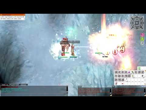 MvP Hunt: Ktullanux (Talon Ragnarok Server)
