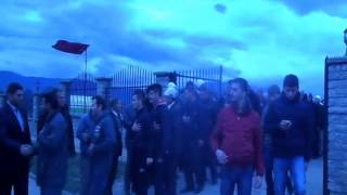 Repeat youtube video Landovic  varrimi i atdhetarit,veteranit  Muharem Dina-Mixha