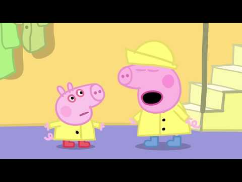 Peppa Pig En Español El resfriado de George - Capitulos Completos  - Dibujos Animados