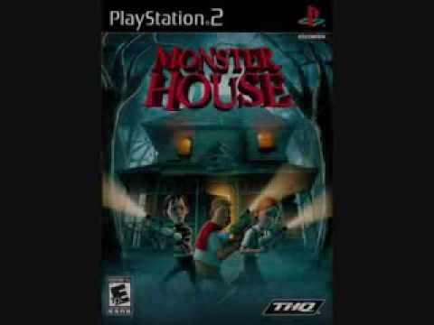 Monster house ps2 music titles song youtube for House house house house music song