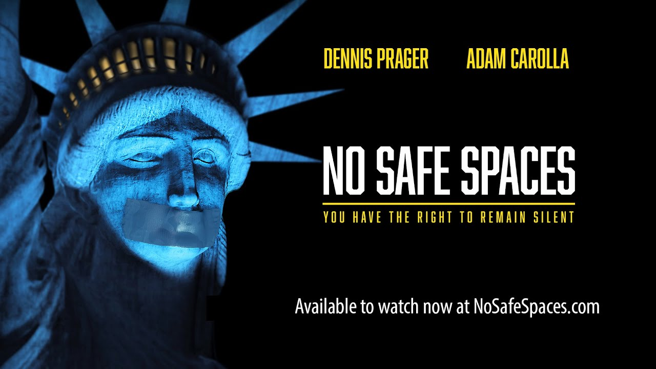 Image result for No Safe Spaces Film