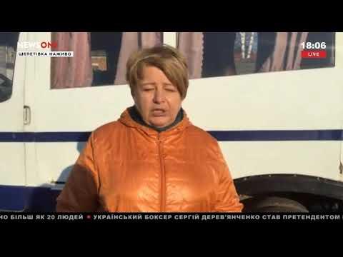 У Шепетівці літня жінка випала з автобуса