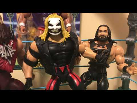 (VIDEO) Somewhat-disastrous unboxing of Masters of the WWE Universe figures