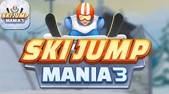 Ski Jump Mania 3 / Android Gameplay HD