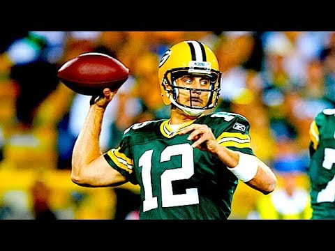 Could Aaron Rodgers Be The GOAT when the dust settles at QB? | The Dan Patrick Show | 3/2/18