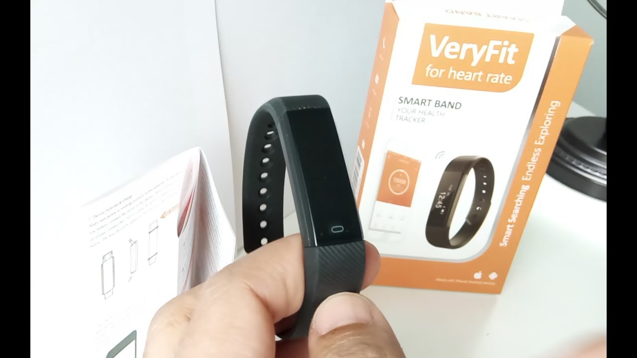 VeryFit for heart rate Overview
