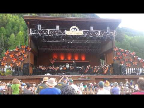Bela Fleck, Sam Bush & Colorado Symphony 6202014