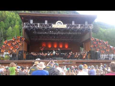 Bela Fleck, Sam Bush & Colorado Symphony 6.20.2014