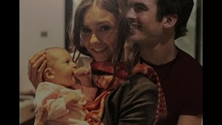 Elena And Damon Have A Baby - The Vampire Diaries