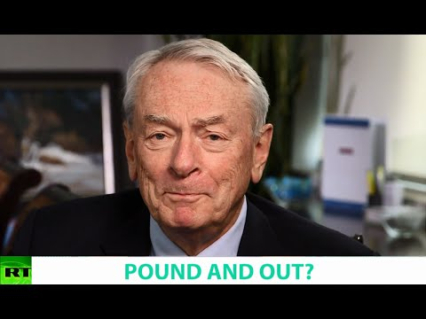 POUND AND OUT? Ft. Dick Pound, Founding President of the World Anti-Doping Agency