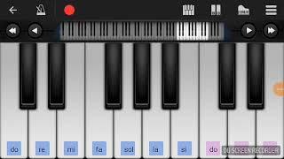 Not Angka Shalawat Ya Rasulullah Versi Piano, Pianika