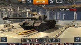 World of Tanks Blitz iPhone/iPad GamePlay