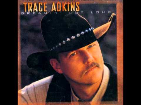 Trace adkins a bad way of saying goodbye