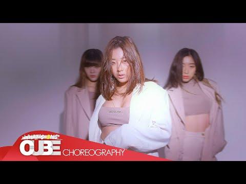 승연(SEUNGYEON) - Monthly Choreography Video #12 : 'Trampolin / SHAED'