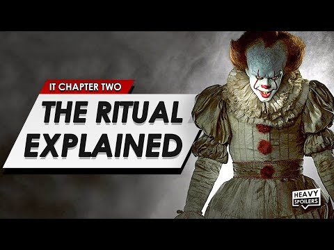 IT Chapter 2: The Ritual Of Chud Explained   Book & Movie Differences + Original Ending Breakdown