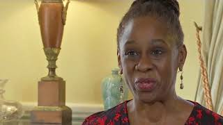 NYC First Lady Chirlane McCray Interview