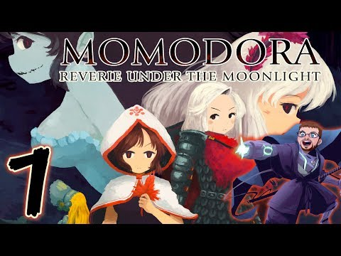 [ Momodora: Reverie Under The Moonlight ] Cute, Pixel Art Metroidvania - Part 1