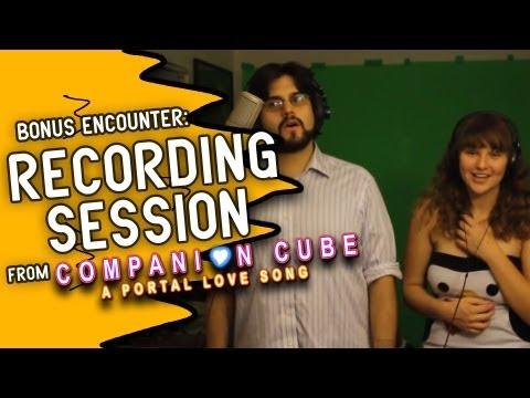 Companion Cube: A Portal Song IN ONE TAKE (Bonus Encounter)