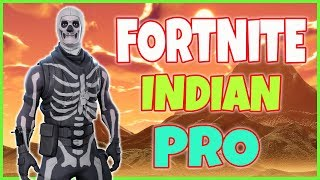 500+ Wins  Pro Console Player   Indian Tfue grinding WINS
