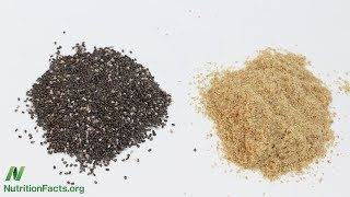 Která semínka jsou lepší: chia nebo lněná?