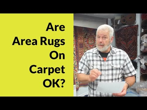Are area rugs on carpet ok?   Luvarug - The rug cleaning experts in Victoria BC
