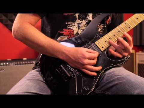How to Play Van Halen's I'm the One - Includes the Guitar Solo