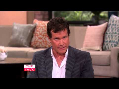 The Talk   Dylan Walsh Dishes on Unforgettable Cliffhanger