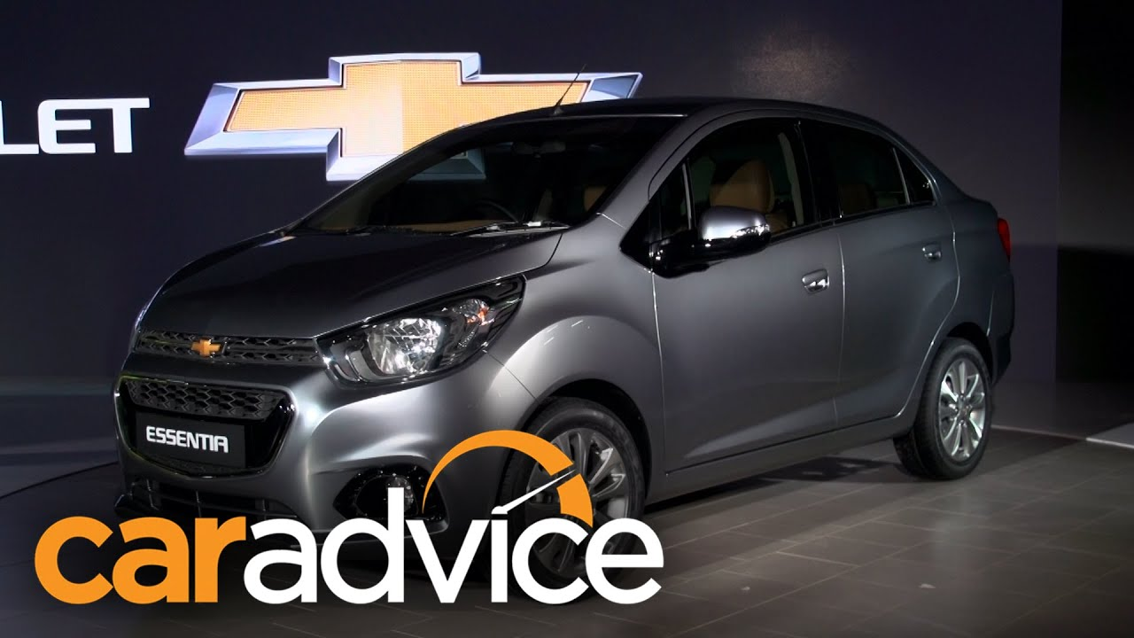 Perfect Chevrolet Essentia And SparkBeat Activ Walk Around  2016