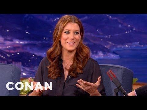 Kate Walsh's Parents Have A Huge RV - CONAN on TBS