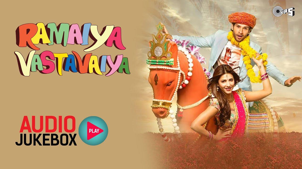 Download Ramaiya Vastavaiya Audio Jukebox - Full Songs Non Stop