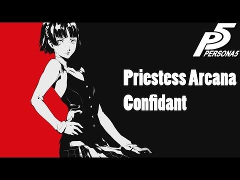 Persona 5 Makoto Niijima Confidant Complete