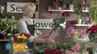 видео доставка цветов киев