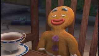 Shrek The Third - Gingy Song