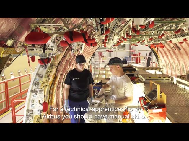 Deine Zukunft als Fluggerätmechaniker/in oder Fluggerätelektroniker/in