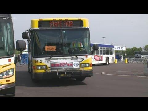 Metro Transit Changes Minnesota State Fair Bus Schedule