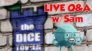 LIVE Q&A with Sam!! (To Buy or Not to Buy)
