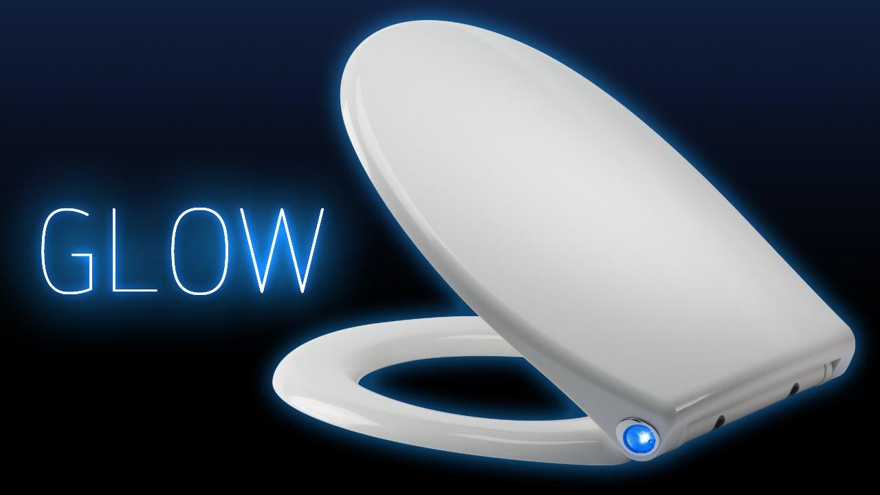 Roper Rhodes Glow Led Toilet Seat Youtube