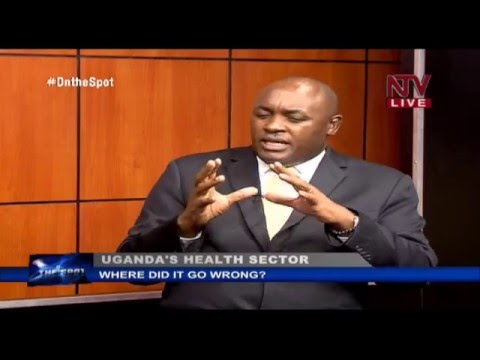 ON THE SPOT: Chris Baryomunsi talks about the state of Uganda's health sector