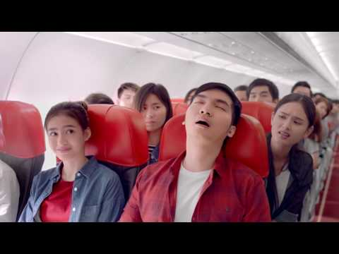 AirAsia Vietnam TVC 2017