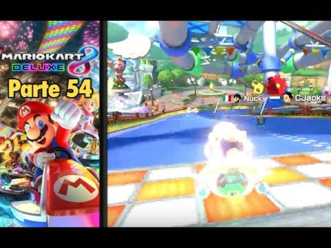 Generate ¡DOBLE BEBE! - Parte 54 Mario Kart 8 Deluxe - Español Screenshots